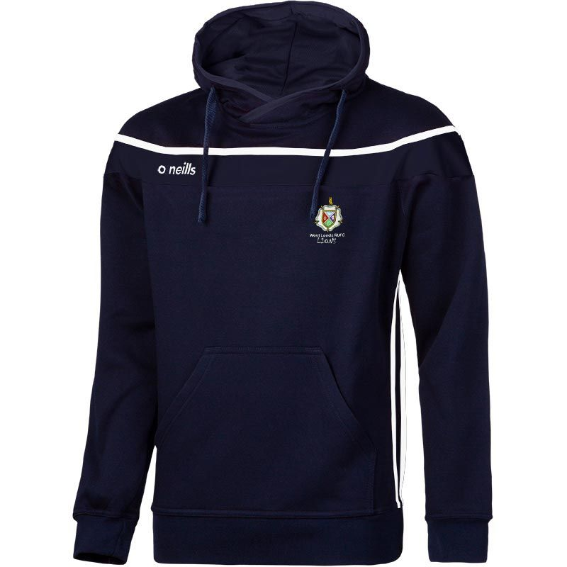 West Leeds Lions Junior Rugby Auckland Hooded Top