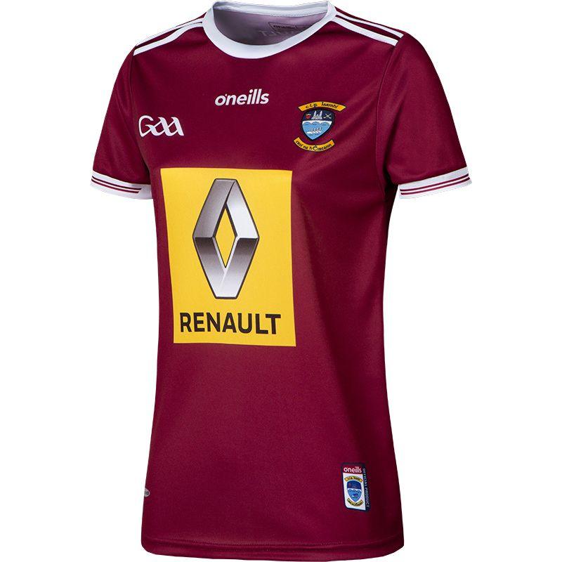 Westmeath GAA Women's Fit 2 Stripe Home Jersey