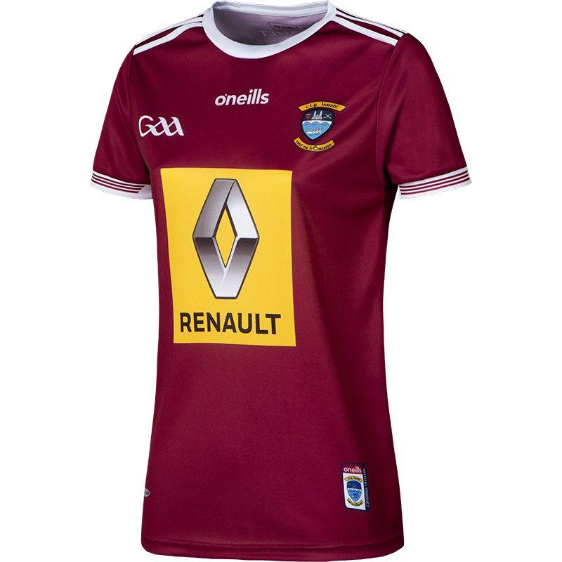 Westmeath GAA Women's Fit Home Jersey