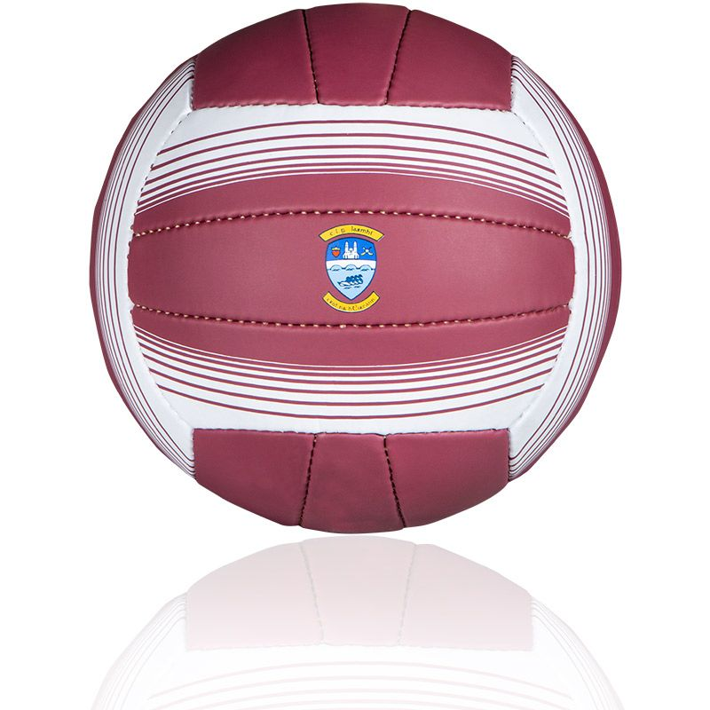 Westmeath GAA Inter County Football Maroon / White