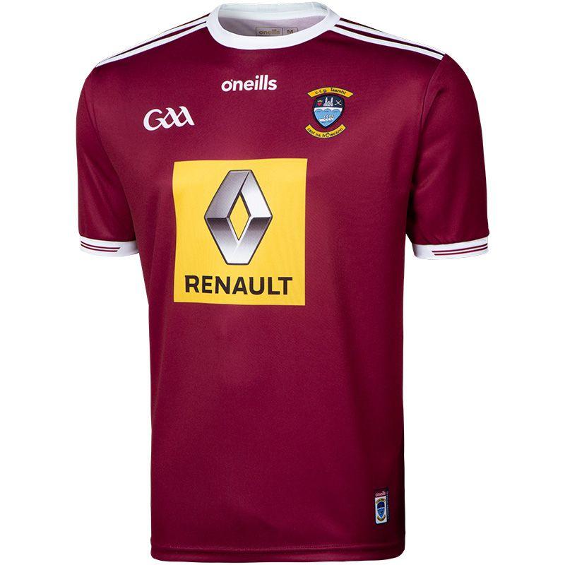 Westmeath GAA Player Fit 2 Stripe Home Jersey