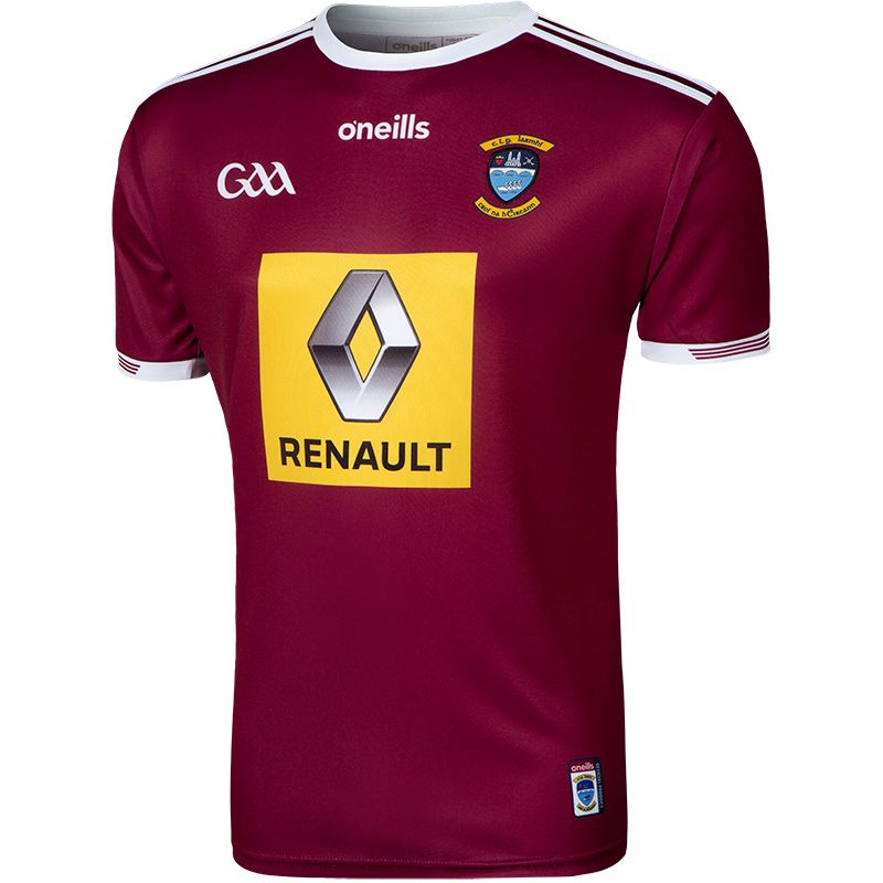 Westmeath GAA Player Fit Home Jersey