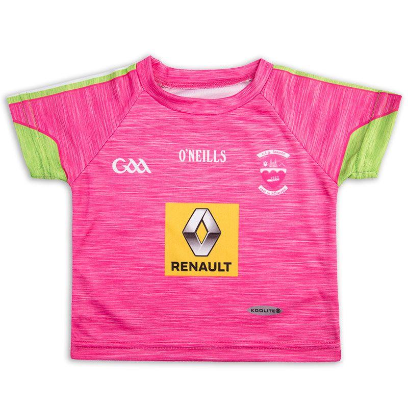 Westmeath GAA Baby Jersey (Pink)