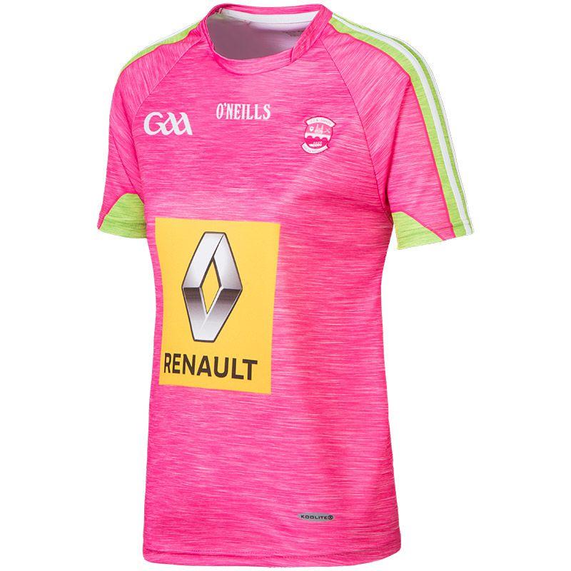 Westmeath GAA Womens Fit Jersey (Pink)