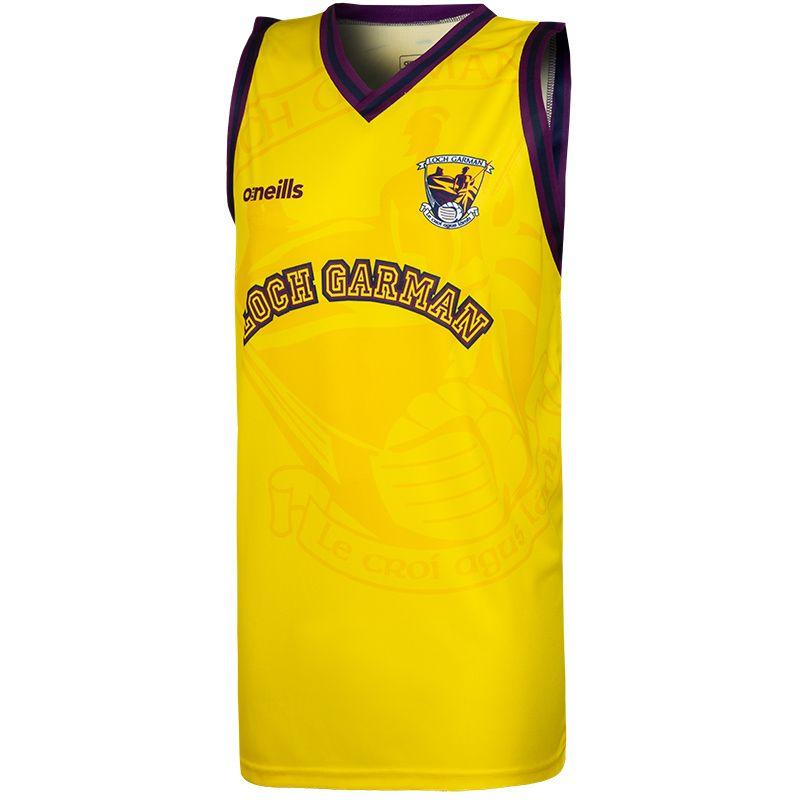 Wexford GAA Basketball Vest