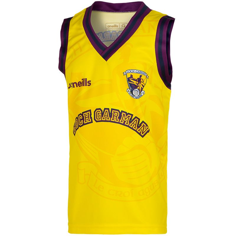 Wexford GAA Kids' Basketball Vest