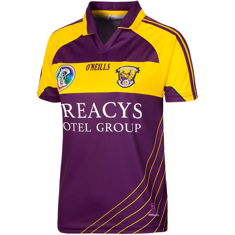 Wexford Camogie Jersey
