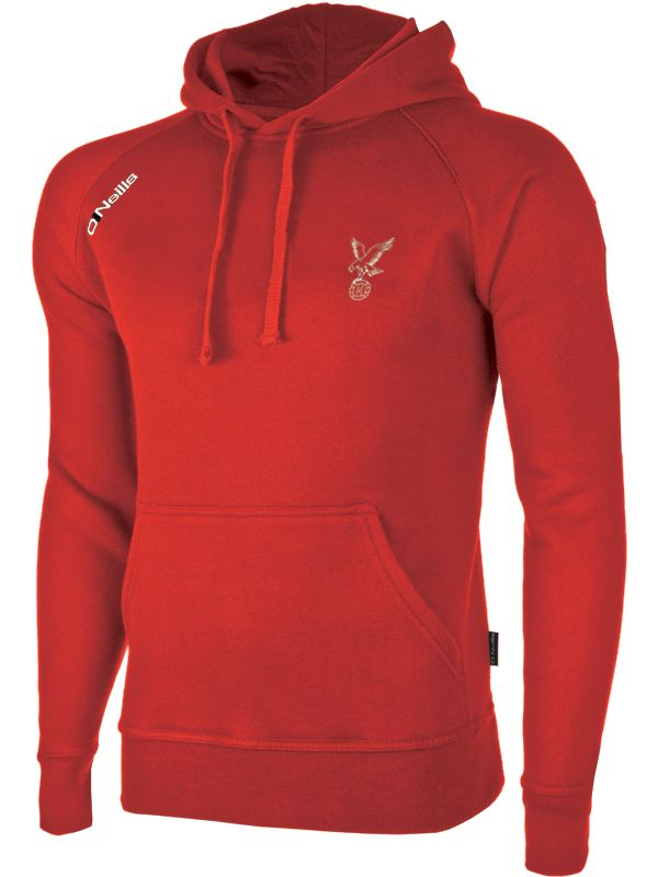 Whitehawk FC Kids' Arena Hooded Top (Red)