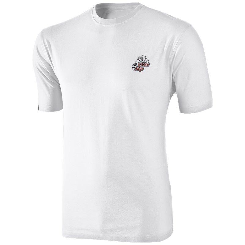 Little Jags Karate Club Basic T-Shirt (White)