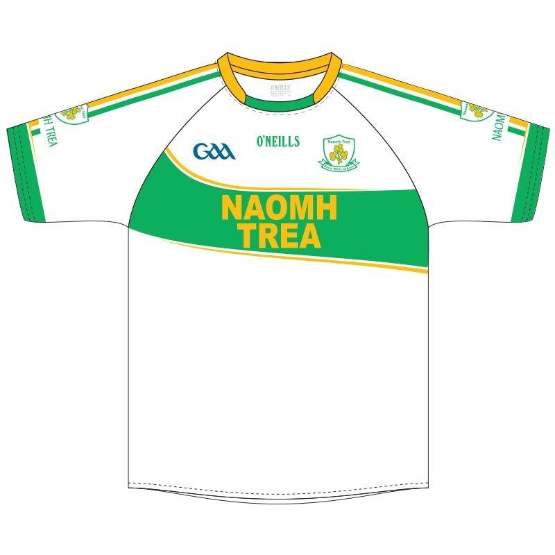 Naomh Trea Ballymaguigan GAA Jersey (Away) Kids