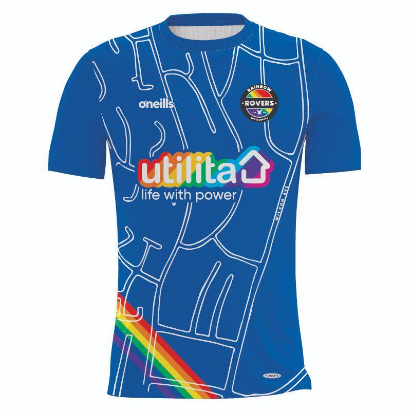 Whitehawk FC Rainbow Rovers Home 20/21
