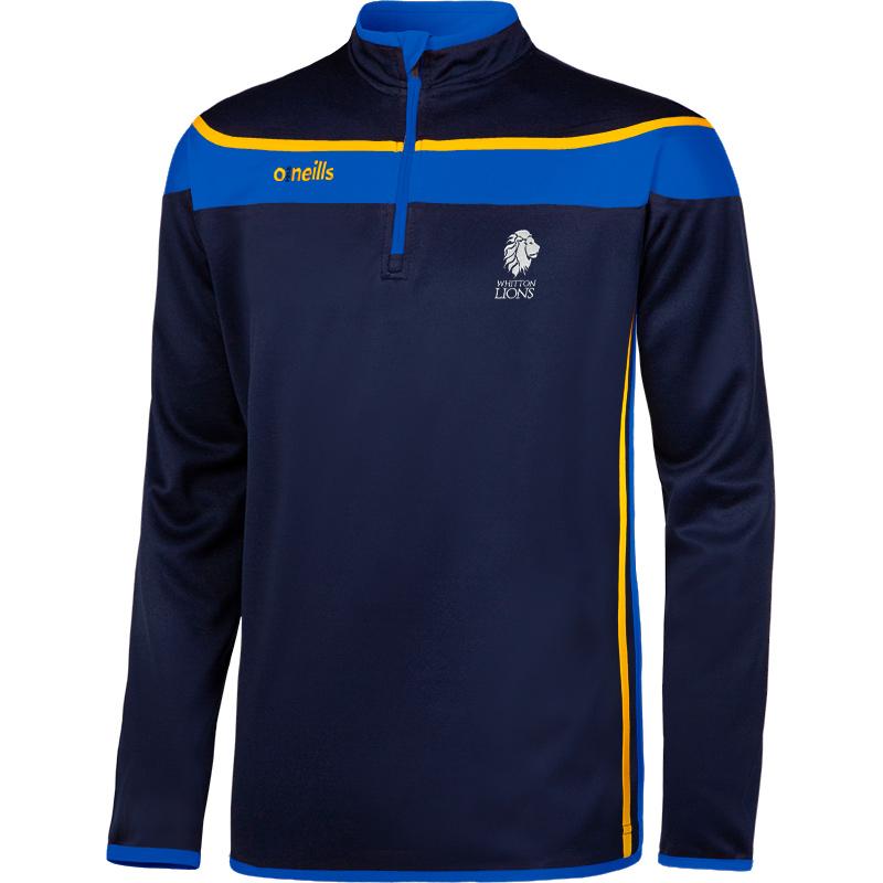 Whitton Lions Auckland Squad Half Zip