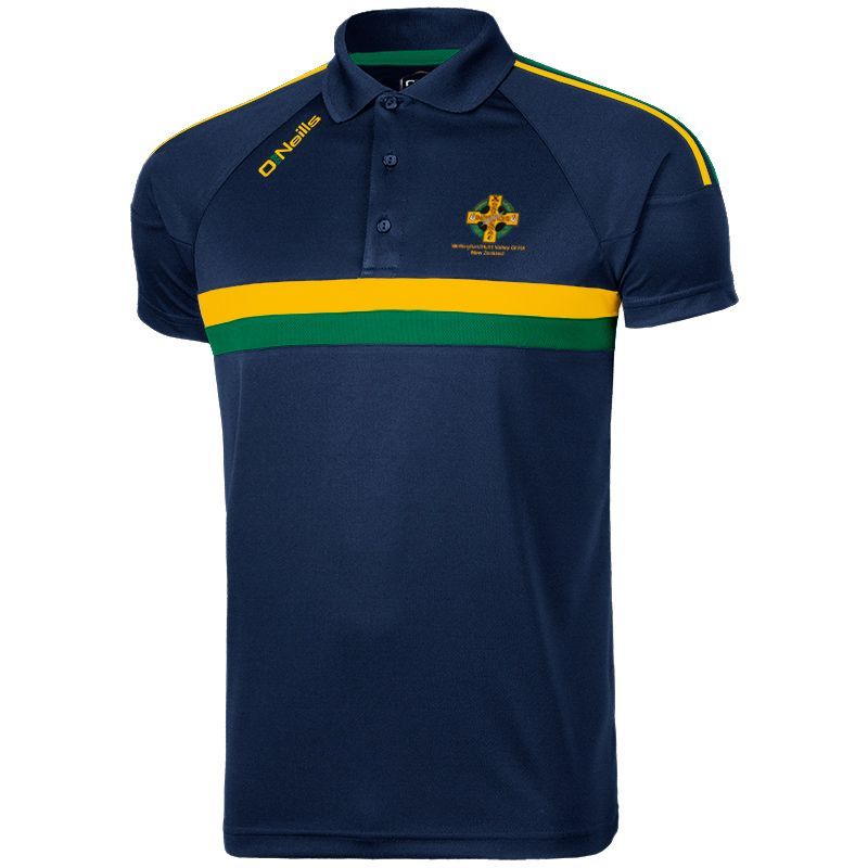 Wellington/Hutt Valley GFHA Rick Polo Shirt