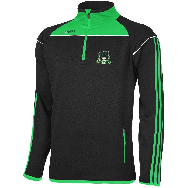 West Limerick AC Aston Half Zip Top Kids