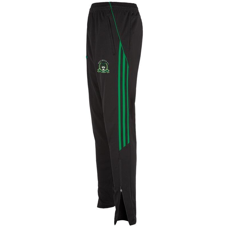 West Limerick AC Aston 3s Squad Skinny Pant (Black/Emerald) Kids