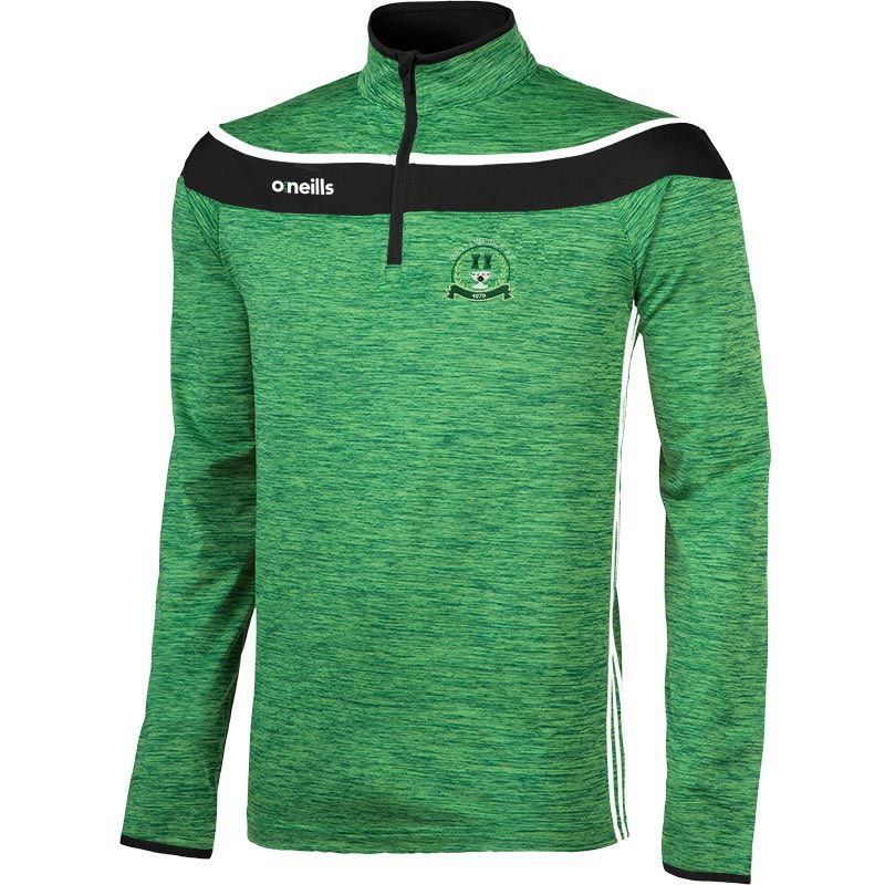 West Limerick AC Slaney 3s Brushed Half Zip Training Top Kids