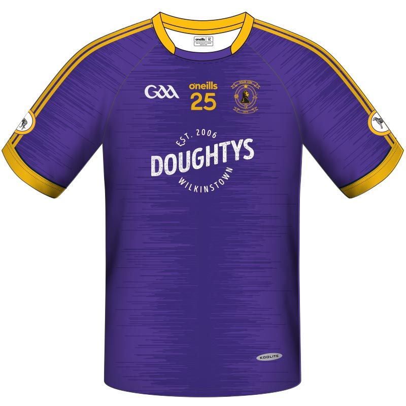Wolfetones CLG Jersey Womens Fit