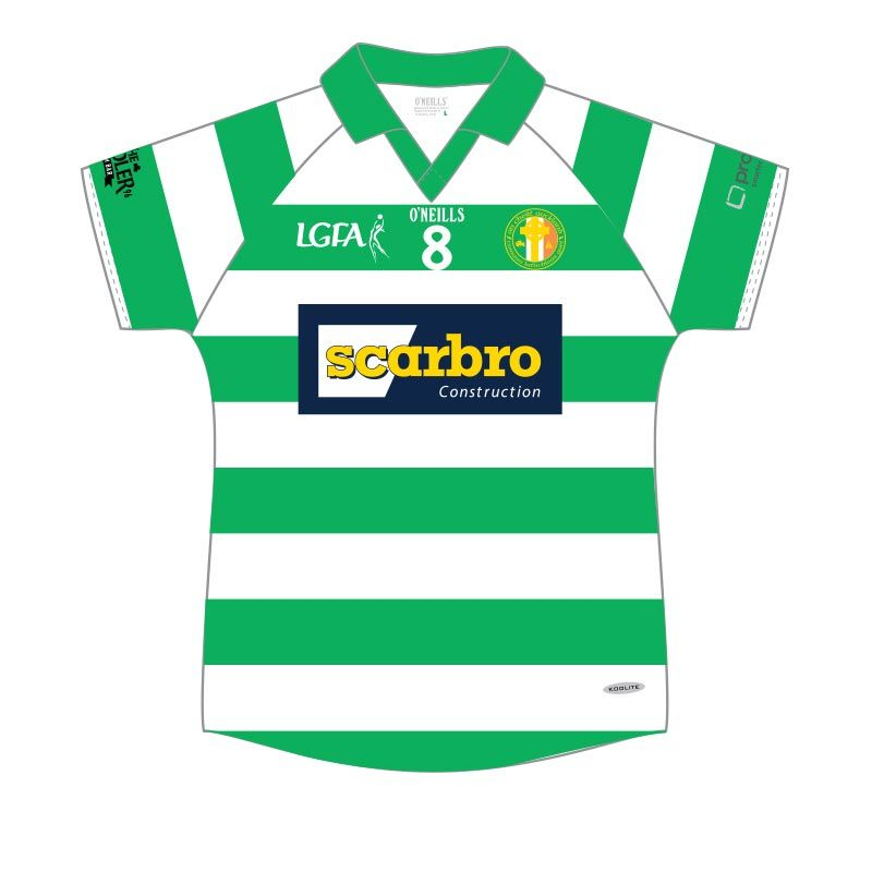 Celtic GFC Auckland GAA Womens Fit Jersey