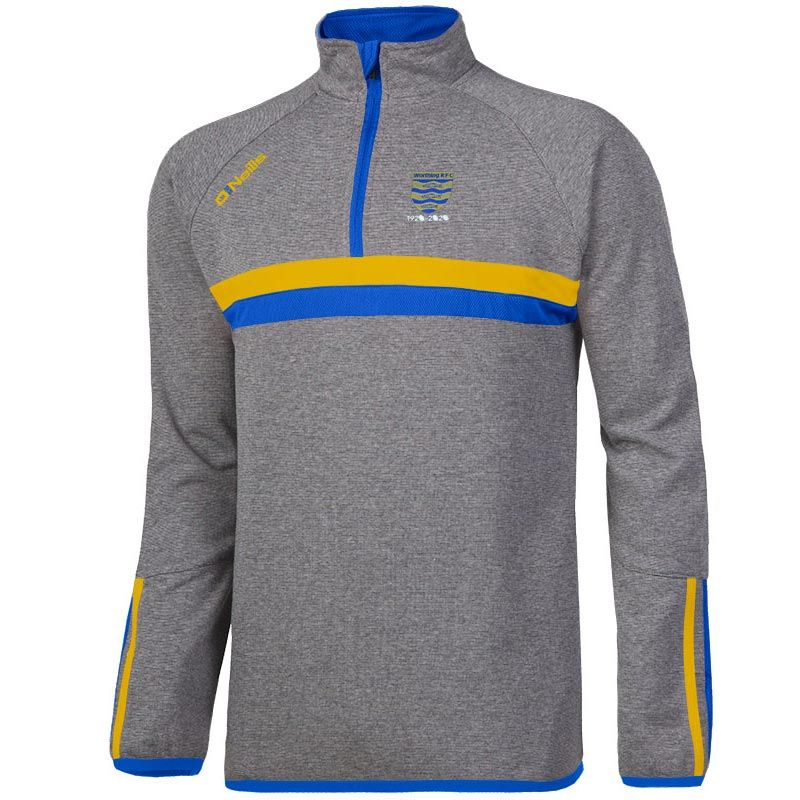 Worthing RFC Rick Half Zip Fleece Top