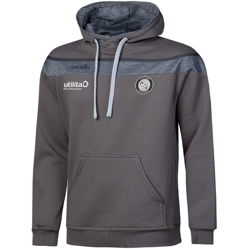 Wycombe Wanderers Kids' Auckland Hooded Top