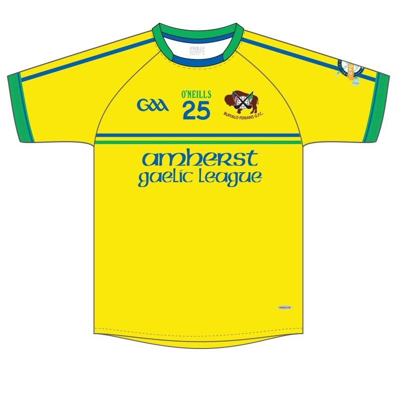 Buffalo Fenians Keepers GAA Jersey Kids