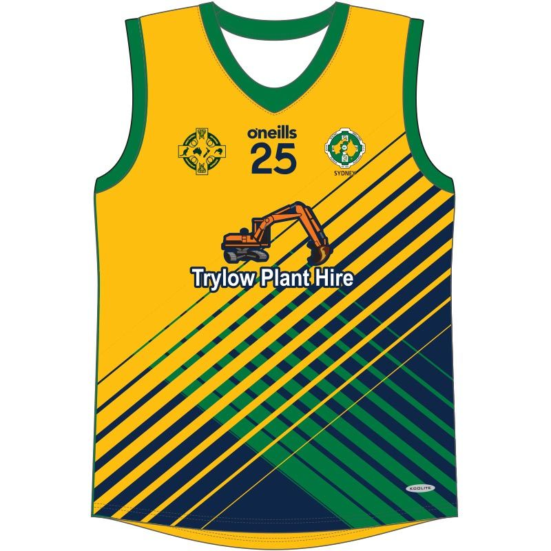 Young Ireland GFC Sydney Mens Goalkeeper Vest (Trylow)