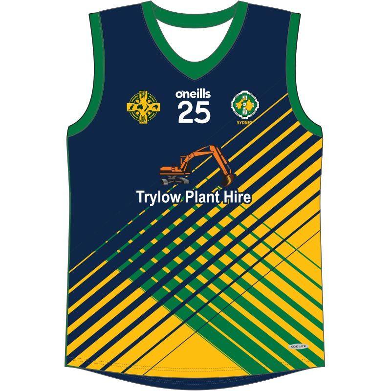 Young Ireland GFC Sydney Mens Vest (Trylow) (Kids)