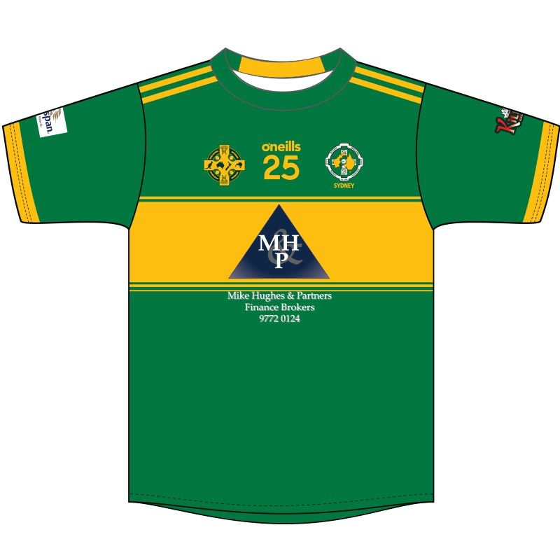 Young Ireland GFC Sydney Mens Senior GAA Jersey (MHP) (Kids)
