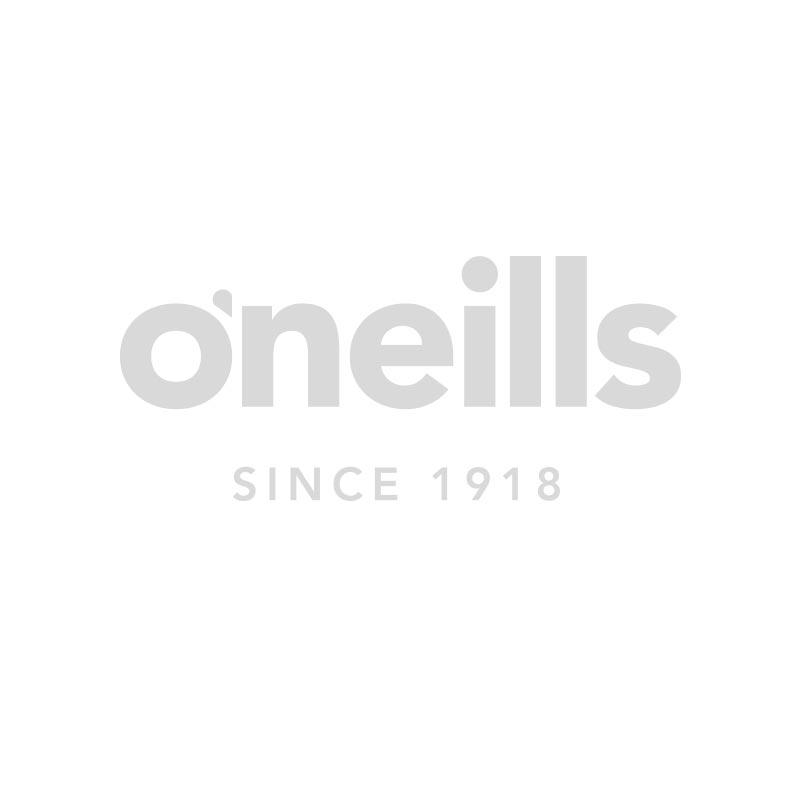 Offaly GAA Lene Girls 2S Brushed Half Zip Top (Melange Flo Pink/Marine/White)