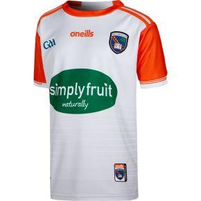 Armagh GAA Kids' 2-Stripe Away Jersey