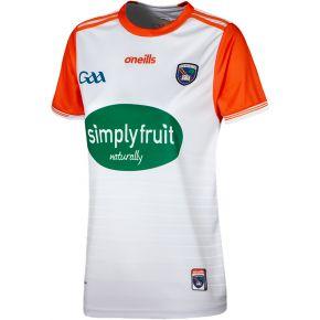 Armagh GAA Women's Fit 2-Stripe Away Jersey