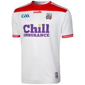Cork GAA 2-Stripe Player Fit Away Jersey