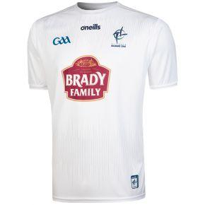Kildare GAA Player Fit 2-Stripe Home Jersey