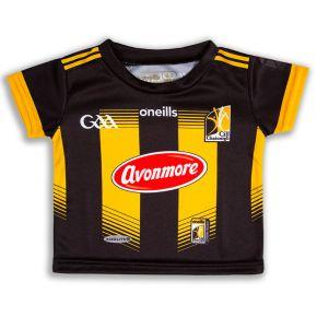 Kilkenny GAA Baby 2 Stripe Home Jersey