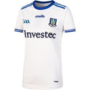 Monaghan GAA Womens Fit Replica 2-Stripe Jersey