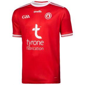 Tyrone GAA 2-Stripe Player Fit Away Jersey