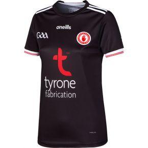Tyrone GAA Goalkeeper Womens Fit 2-Stripe Jersey