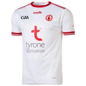 Tyrone GAA 2-Stripe Player Fit Home Jersey