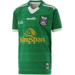 Cavan GAA Kids' 2 Stripe Alternative Goalkeeper Jersey 2021/22
