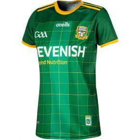 Meath GAA Women's Fit 2 Stripe Home Jersey