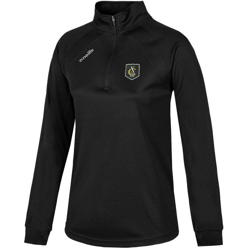 AS Carcassonne XIII Women's Esme Club Midlayer Half Zip Top
