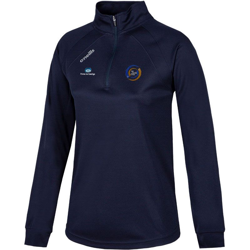 Na Gaeil Óga CLG Women's Esme Club Midlayer Half Zip Top