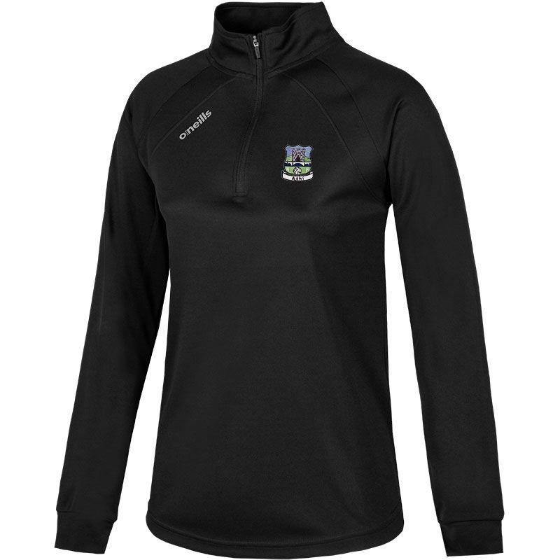 Athy GAA Women's Esme Club Midlayer Half Zip Top