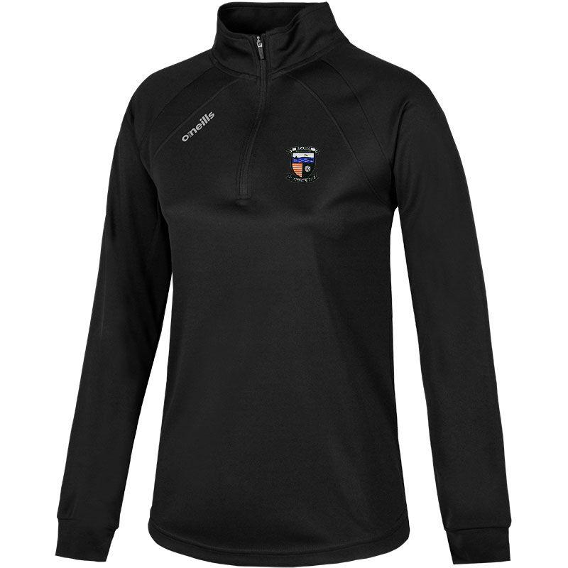 CLG Bearna Women's Esme Club Midlayer Half Zip Top