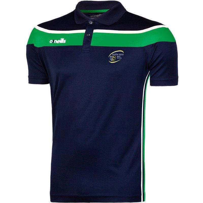 Perth Irish RFC Auckland Polo Shirt