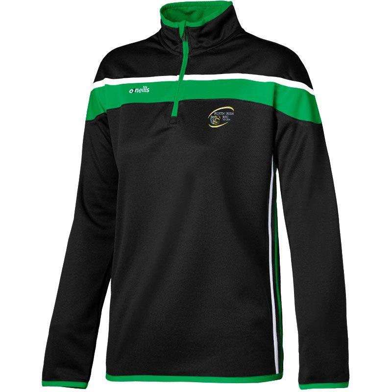 Perth Irish RFC Women's Auckland Squad Half Zip