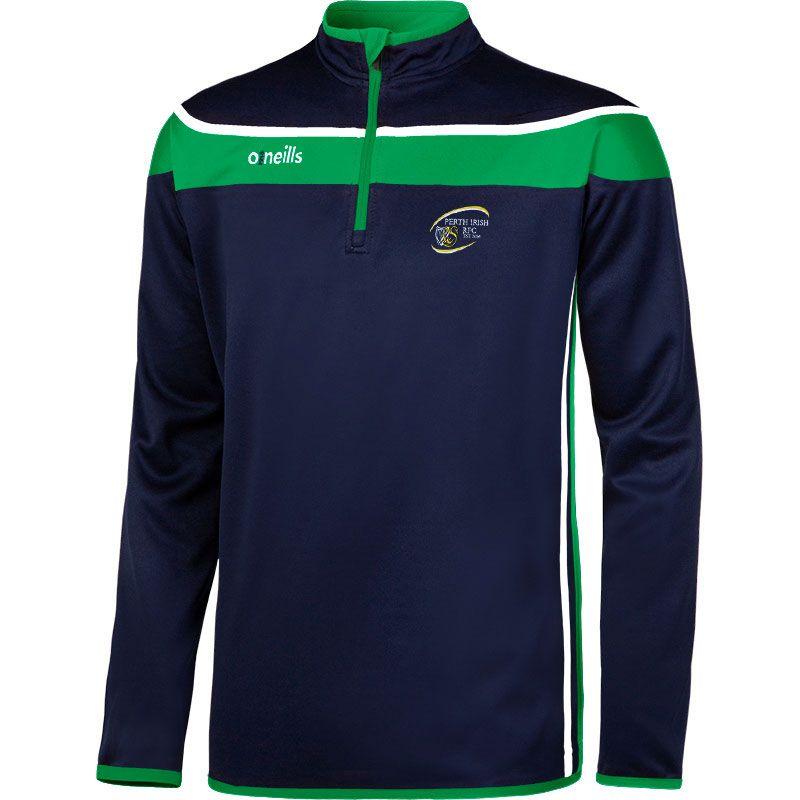 Perth Irish RFC Auckland Squad Half Zip