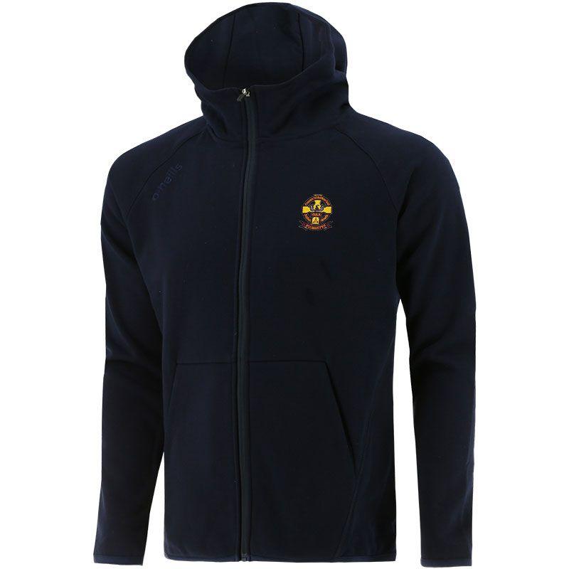 St Oliver Plunkett Eoghan Ruadh GAA Club Henry Fleece Full Zip Hoodie