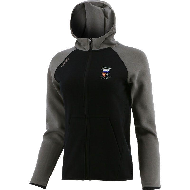 CLG Bearna Women's Henry Fleece Full Zip Hoodie