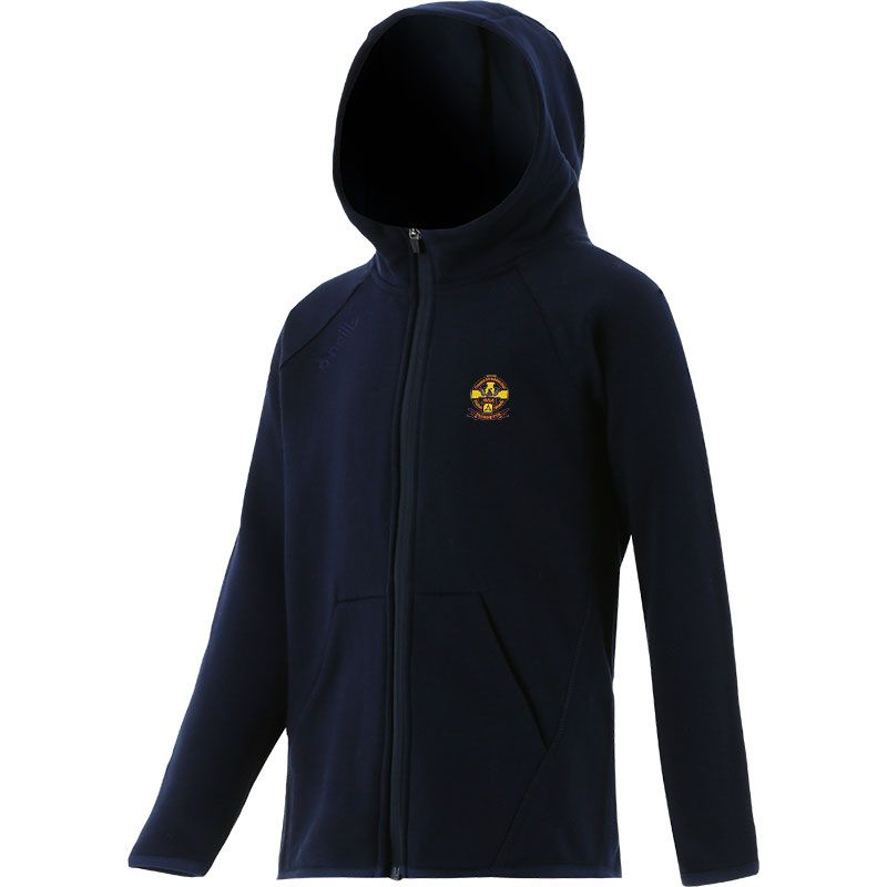 St Oliver Plunkett Eoghan Ruadh GAA Club Kids' Henry Fleece Full Zip Hoodie